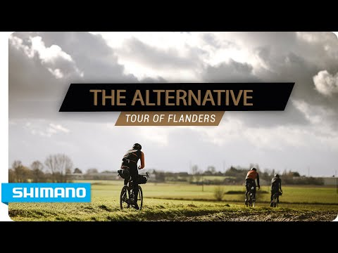 Video | Ten Dam en consorten tijdens hun bikepacking-tocht door Vlaanderen
