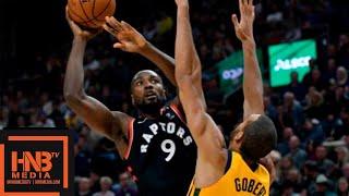 Toronto Raptors vs Utah Jazz Full Game Highlights | 11.05.2018, NBA Season