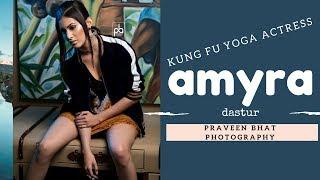 HotShoot with Amyra Dastur