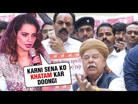Kangana Ranaut MANIKARNIKA Lands Into Trouble Like