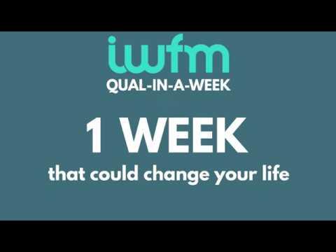 IWFM (BIFM) facilities management qualification one-week Intensive ...