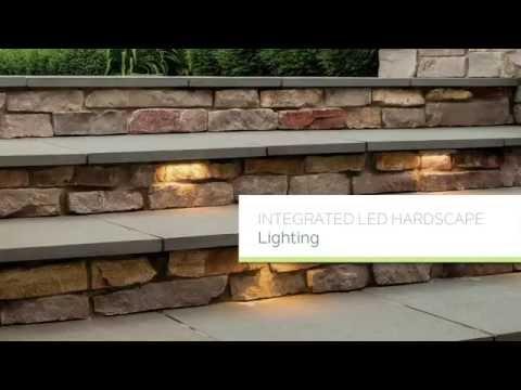 Video for Copper 2700 Kelvin Three-Light LED Landscape Deck Light with Bracket