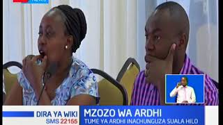 Tume ya ardhi yachunguza mzozo wa ardhi Mombasa