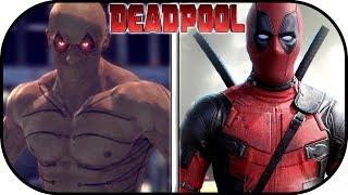 EVOLUTION of DEADPOOL in Movies, Cartoons, TV, Anime (1992-2018) Deadpool 2 movie scene Fight clip