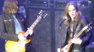 Ronnie James Dio Cancer Fund - Halestorm @ The Avalon Hollywood,CA. 2014