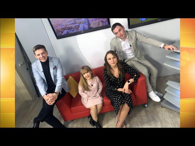 Гость программы «Новый день» Татьяна  Коршина