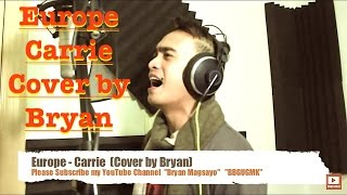 Europe - Carrie Cover Bryan Magsayo #carrie