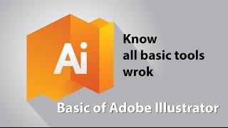 Adobe illustrator Basic tutorial for beginner