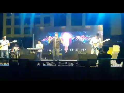 Bullehshah live at the Mumbai fest, MMRDA grounds