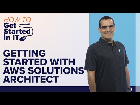 Getting Started with AWS Certified Solutions Architect - Exam Prep