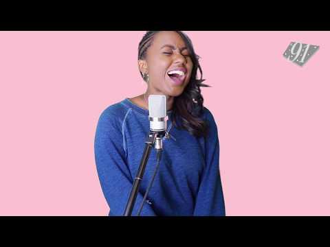 New O Come, All Ye Faithful – Jamie Grace (Acapella, 1 take)