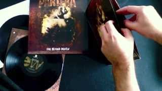 """Unpacking: PANTERA - """"Far Beyond Driven"""" 2LP repress / old brazilian pressing LP vinyl"""
