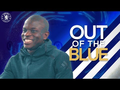 What Makes N'Golo Kanté Happy & Can You Dance Like Tammy Abraham? | Out Of The Blue: Ep 7