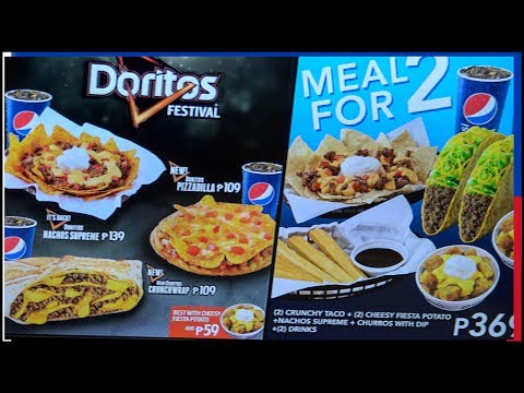 Taco Bell in the Philippines