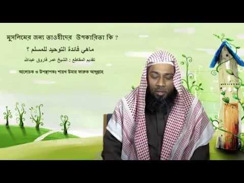 মুসলিমের তাওহীদের উপকারিতা কি
