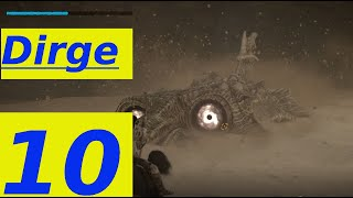 Shadow Of The Colossus Parte 10: BOSS DIRGE ! (HD Ita, PS4, No Commentary)