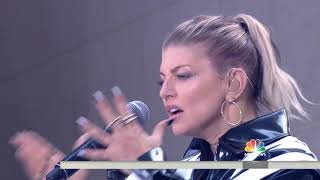 Fergie - A Little Work (Live Today Show Concert Series)