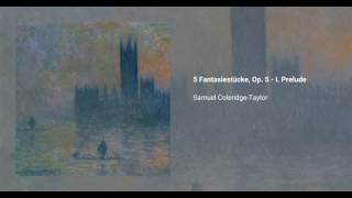 5 Fantasiestücke, Op. 5