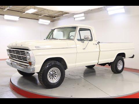 1967 Ford F100 (CC-1425584) for sale in Denver , Colorado