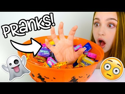 Halloween Pranks You NEED To Try on Friends and Family!