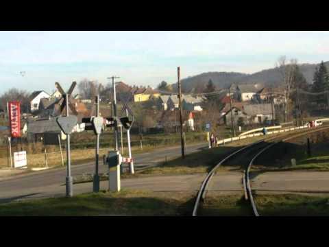 Aszód-Balassagyarmat-Vác vasúton ⅖