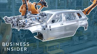 How BMW Makes Their SUVs | The Making Of