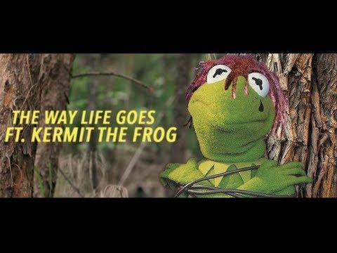 Kermit Raps The Way Life Goes by Lil Uzi Vert
