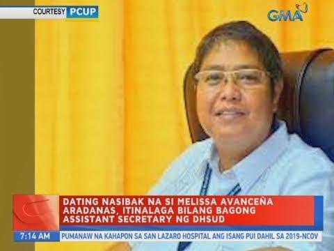 [GMA]  UB: Dating nasibak na si Melissa Avanceña Aradanas, itinalaga bilang bagong…
