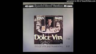 B. Dolce Vita (Instrumental)