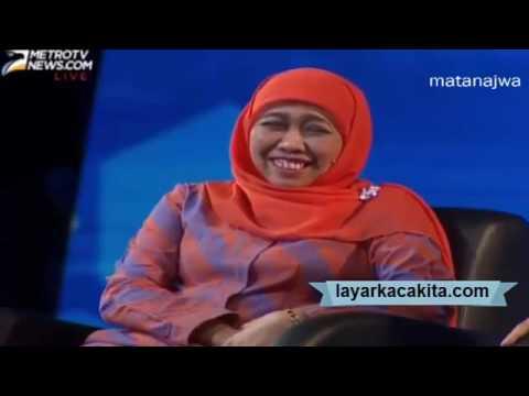 Video Lucu Cak Lontong di Mata Najwa bulan Mei 2015