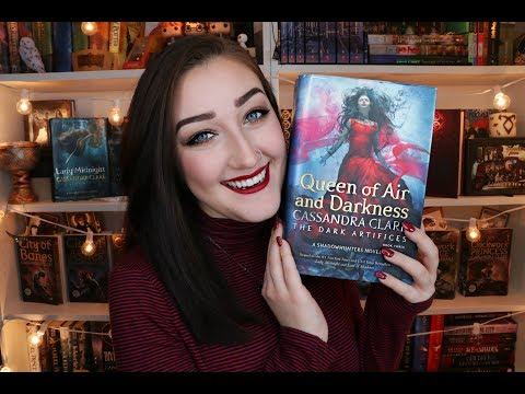 QUEEN OF AIR AND DARKNESS l Book Review.