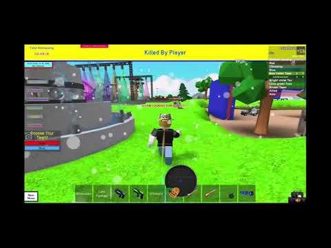 Golf Course FPS (FORTNITE) SURVIVE! (TDM & FFA) - Roblox