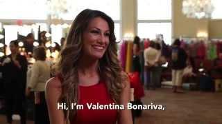 Valentina Bonariva Italy Miss Universe 2014 Official Interview