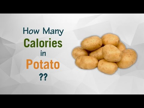 Healthwise: How Many Calories in Potato? Diet Calories, Calories Intake and Healthy Weight Loss