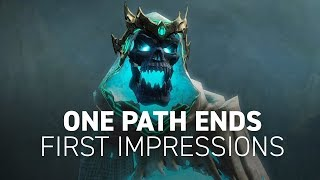 GW2: One Path Ends First Impressions & Discussion (Story & Leaks Spoilers)