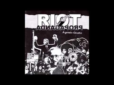 Riot Propaganda - Agenda Oculta (DISCO COMPLETO) (2017) + descarga