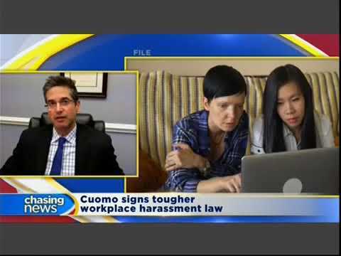 Cuomo Signs Law Cracking Down on Workplace Sexual Harassment Thumbnail