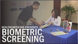 HealthCheck360 Biometric Screenings | FREE WEBINAR | Screenings