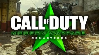 Modern Warfare Remastered - ALL GAME MODES CONFIRMED + IW Beta Dates!