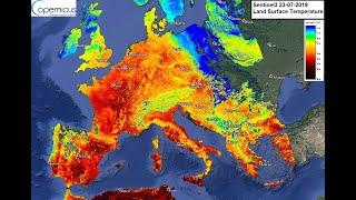 Europa se sofoca bajo una nueva ola de calor de récord