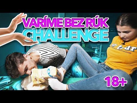 VARÍME BEZ RÚK - CHALLENGE │ GOGO & PATRA BENE