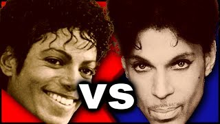 Prince Vs Michael Jackson  Who Is The Best Singer Dancer Musician In The World