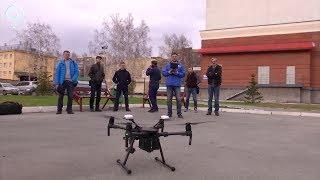 В Новосибирске открыли учебные курсы пилотирования квадрокоптеров