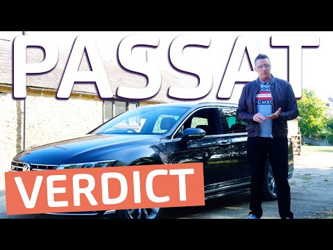 2019 Volkswagen Passat Estate Review | Spot the difference!