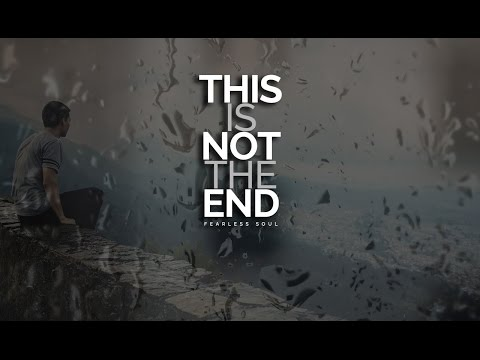 This Is Not The End – Inspiring Speech On Depression & Mental Health