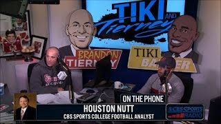 Houston Nutt joins Tiki and Tierney