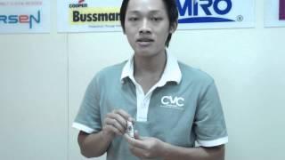 Đại lý cầu chì Bussmann Việt Nam - Châu Vĩnh Cường