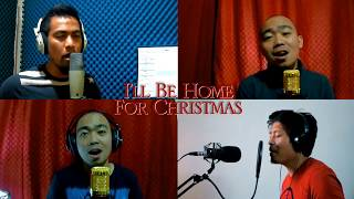 Ill be home for Christmas - 98 Degrees (cover)
