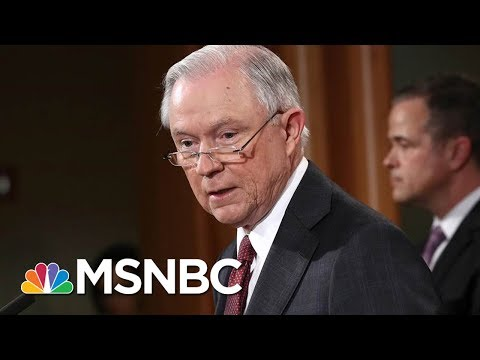 Attorney General Jeff Sessions Now Recalls Rejecting Russia Trip For George Papadopoulos | MSNBC