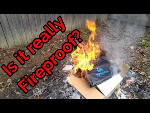 Will Your Important Documents Survive a Fire?